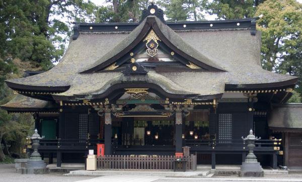 Katori Shinto ryu swiatynia 2 Historia Katori Shinto Ryu