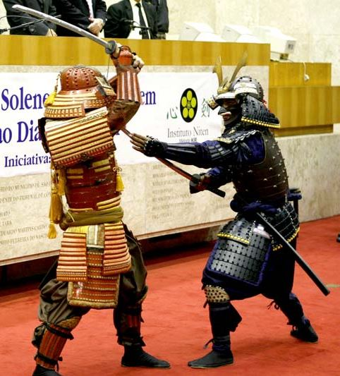 samuraje Yoroi czyli zbroja samuraja – jego prawdziwy symbol