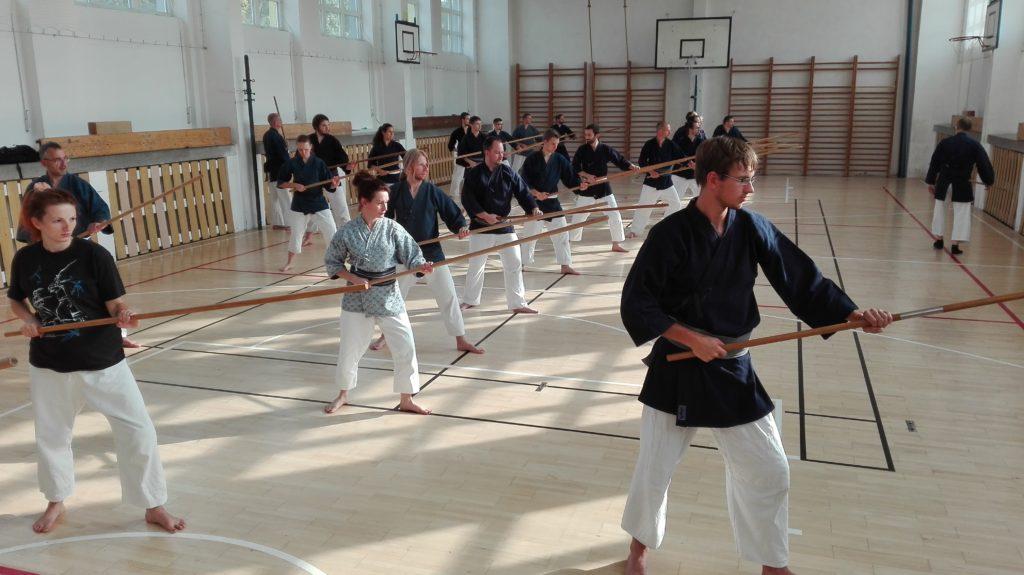 sztuka walki kijem 3 Sztuka walki kijem - Bojutsu
