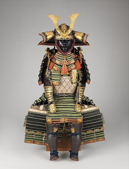 yoroi zbroja samuraja e1557327945470 Yoroi czyli zbroja samuraja – jego prawdziwy symbol