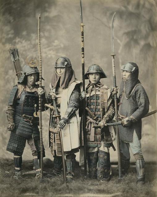 zbroja samurajska Yoroi czyli zbroja samuraja – jego prawdziwy symbol